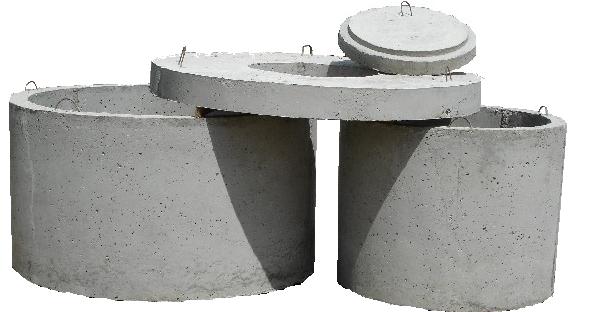 бетонные кольца для септика энгельс
