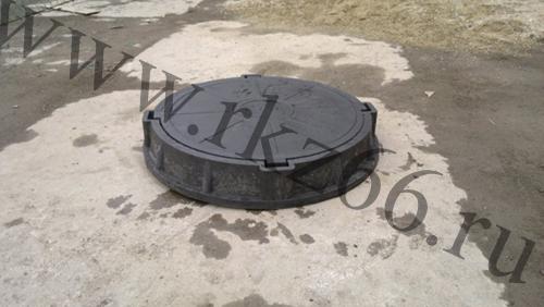 Люк ПП тип Л, С, Т с диаметром крышки 630 мм