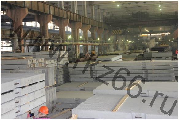 Акция на плиты дорожные со склада г. Екатеринбург