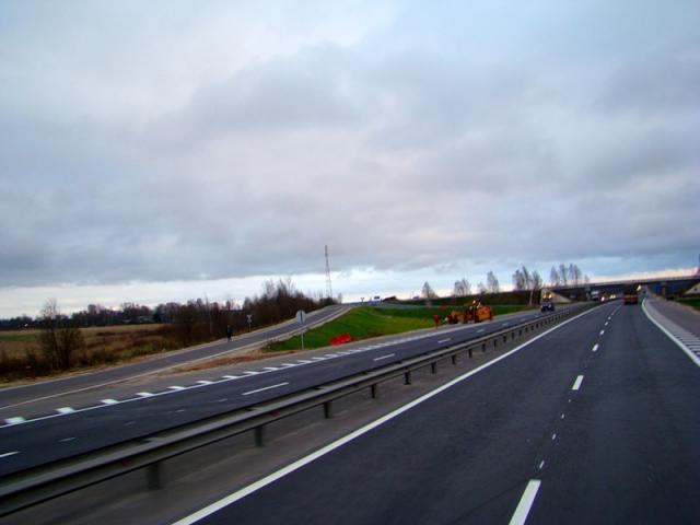 В Свердловской области построят дороги в 2013 за 13 миллиардов рублей