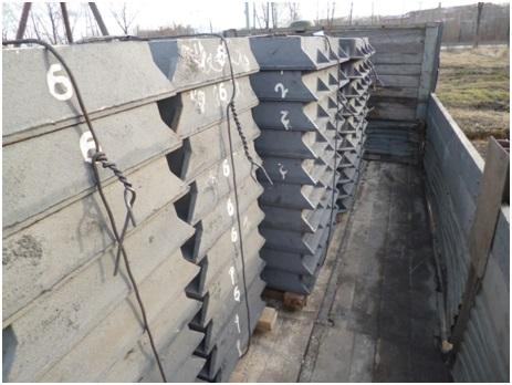 Отгрузим дождеприемник ДБ (прямоугольный большой) из наличия на нашем складе г. Ревда Свердловская область по ГОСТу 3634-99