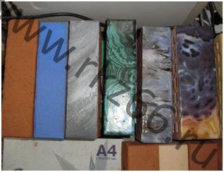 Кирпич лицевой утолщенный глазурованный отгружен в город Челябинск