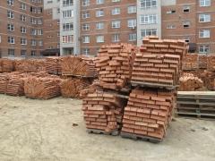 Объем производства кирпича в Омской области в 2012 году оказался на 1,3% ниже 2011 года