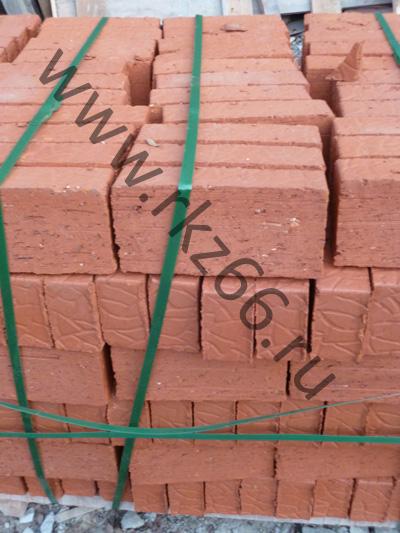 Кирпич керамический полнотелый утолщенный КУРПо отгружен в Нижнесергинский район