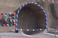 В Хабаровском крае запустили движение по Кузнецовскому тоннелю
