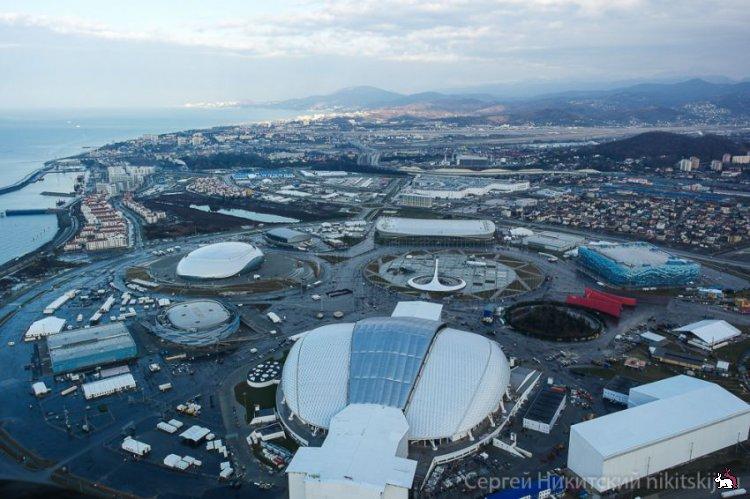 Олимпийский городок в Сочи - сколько стоит строительство?