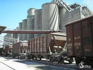 Тимлюйский цементный завод запустило производство портландцемента ЦЕМ II/А-П 32,5Н с минеральными добавками