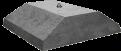 Плиты ленточных фундаментов ФЛ 10-8-4, ФЛ 24-12-4 и другие по ГОСТ 13580-85