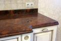 Столешница из мрамора и гранита для кухни и ванной